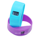 Widened Case Digital Wrist Watch